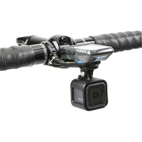 K-EDGE Wahoo Bolt Pro Combo Supports pour guidon, black